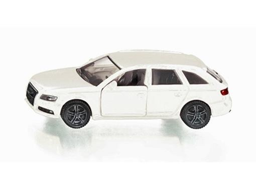 Audi: A4 Avant - Branco - 1:55