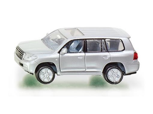 Toyota: Landcruiser - Prata - 1:55