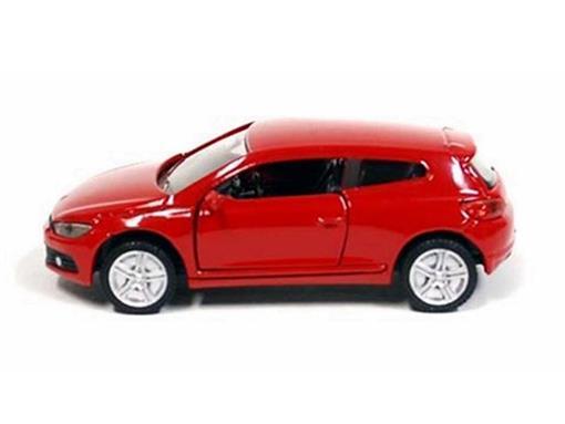 Volkswagen: Scirocco - Vermelho - 1:55
