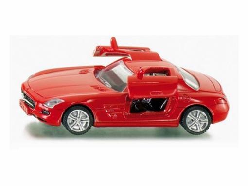 Mercedes Benz: SLS AMG - Vermelha - 1:55