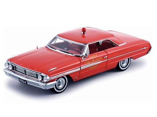 Ford: Galaxie 500 (1964) - 1:18