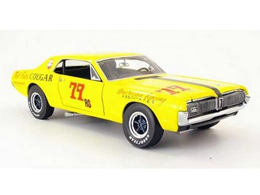 Ford: Mercury Cougar Racing - Michael Eisenberg (1967) - 1:18