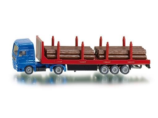 Man: Transporte de Madeira - 18cm