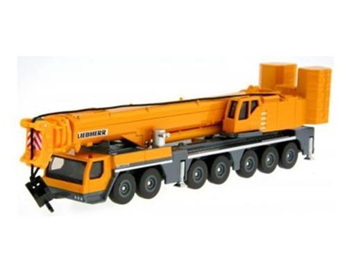 Liebherr: Guindaste LTM 1400-7 - HO