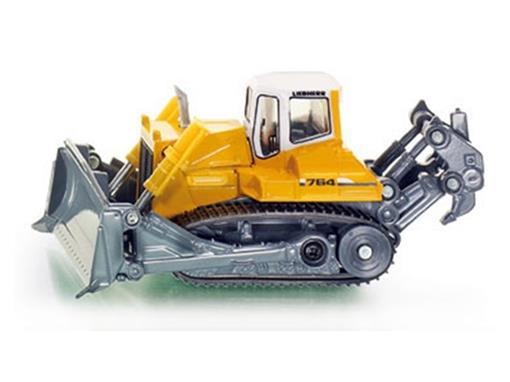 Liebherr: Trator Bulldozer 764 - HO