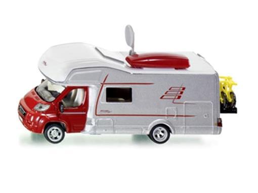 Hymer: Caravan c/ Acessórios - 1:50