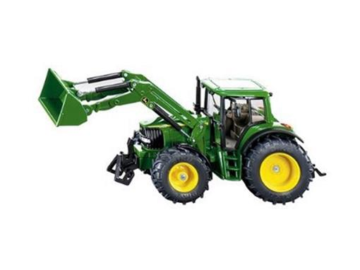 John Deere: Trator 6820 - Verde - 1:32