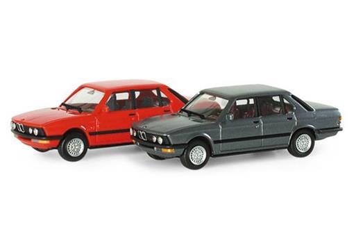 BMW: 5 er Limousine - HO