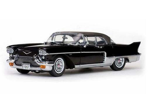 Cadillac: Eldorado Brougham (1957) - Preto - 1:18