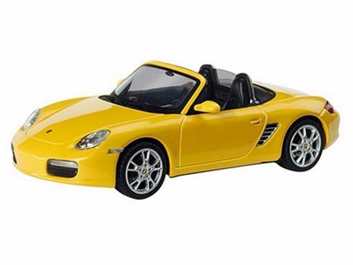 Porsche: Boxster - 1:43