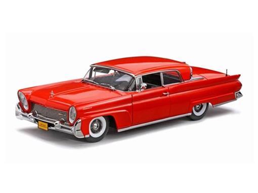 Lincoln: Continental MK III (1958) - Vermelho - 1:18 - Sun Star