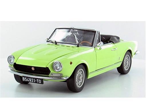Fiat: 124 Spider BS1 (1970) - 1:18