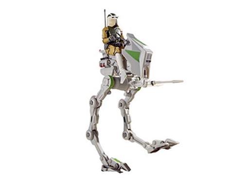 Star Wars: AT-RT (All Terrain Recon Transport) - Kit p/ Montar