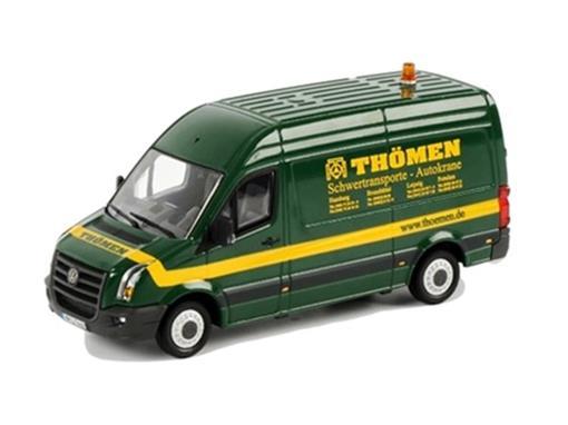 Volkswagen: Crafter -