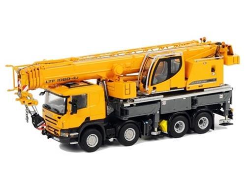 Liebherr: LTF 1060 4-1 - Caminhão Guindaste- 1:50