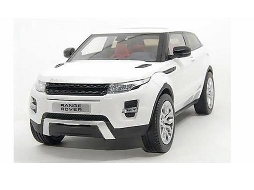 Land Rover: Range Rover Evoque (2011) - Branca - 1:18