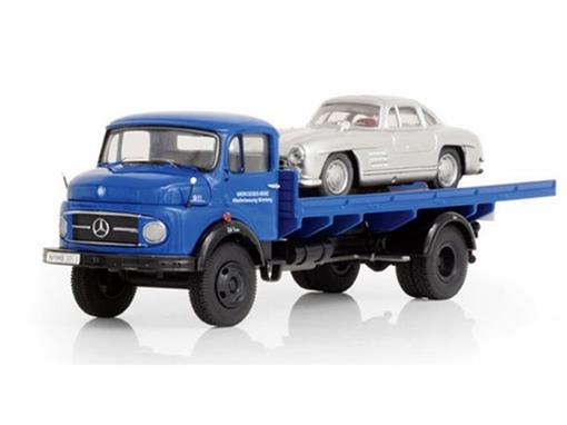 Mercedes Benz: L911 & 300 SL Coupe - 1:43