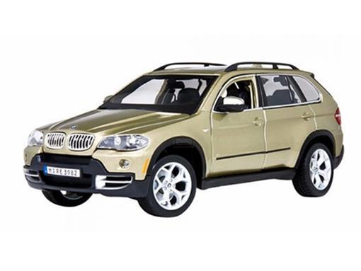 BMW: X5 - Marrom - 1:18