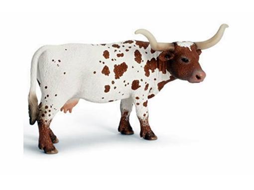 Vaca Chifre Longo Texas - Schleich