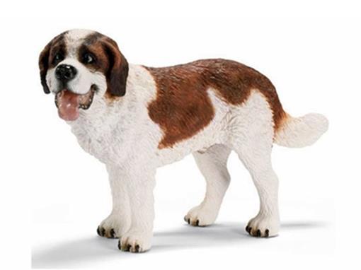 Cachorro São Bernardo Macho - Schleich