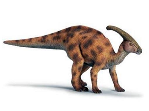 Dinossauro Parasaurolophus