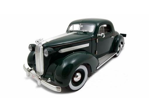 Pontiac: Deluxe (1936) - Verde - 1:18