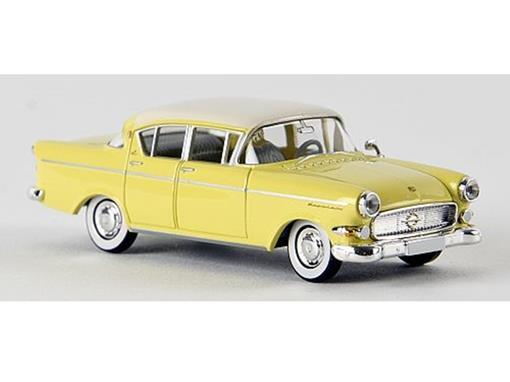Opel: Kapitan P 2.5 - Amarelo - HO
