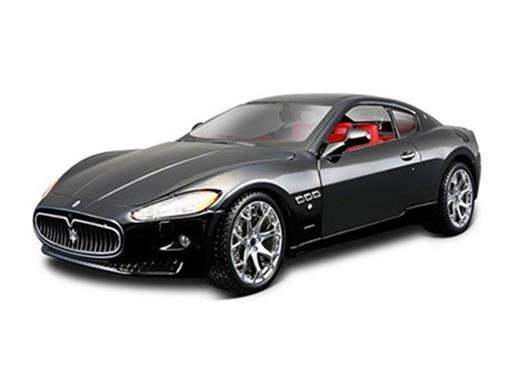 Maserati: Gran Turismo (2008) - Prata - 1:24