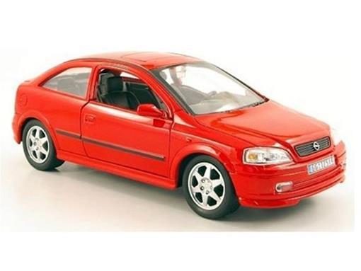 Opel: Astra (2000) - Vermelho - 1:24