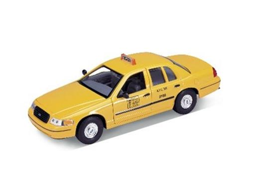 Ford: Crown Victoria Yellow Cab (1999)