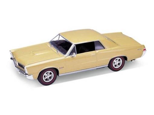 Pontiac: GTO (1965) - 1:24