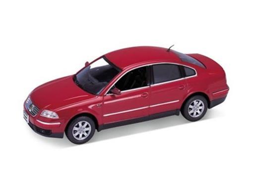 Volkswagen: Passat Sedan (2001) - Vermelha - 1:24