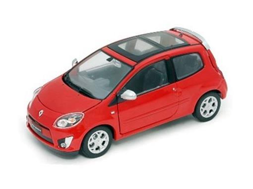 Renault: Twingo GT - Vermelho - 1:24 - Welly