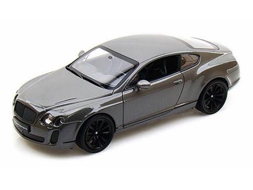Bentley: Continental Supersports - Grafite - 1:24