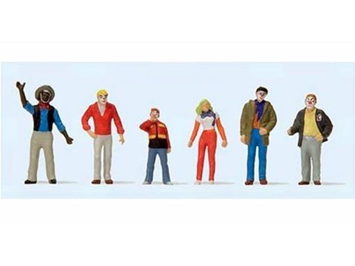 Figuras de Pessoas no Carnaval - HO