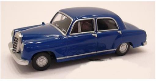 Mercedes Benz: 180 Pronton - Azul - HO