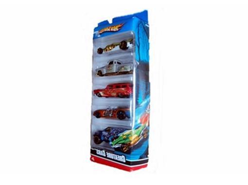 Set: 5 Miniaturas Creature Cars - 1:64