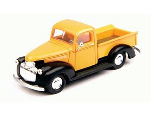 Chevrolet: Pickup Truck - Amarelo - HO