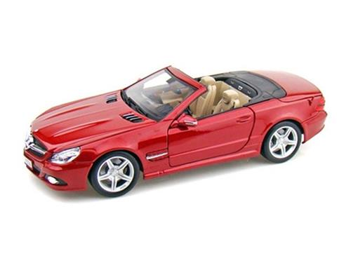 Mercedes Benz: SL550 Conversível (2009) - 1:18