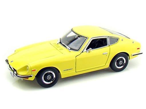 Datsun: 240Z (1971) - Amarelo - 1:18