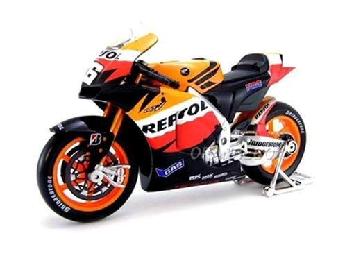 Honda: RCV212 - Dani Pedrosa - MotoGP 2010 - 1:10
