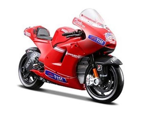 Ducati: Desmosedici - Nicky Hayden - Moto GP 2010 - 1:10