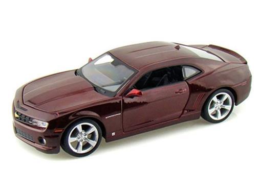 Chevrolet: Camaro SS RS (2010) - Vinho - 1:24