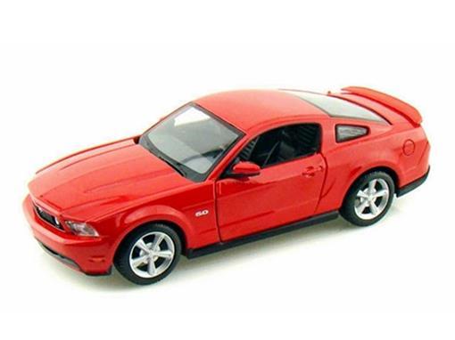 Ford: Mustang GT (2011) - Vermelho - 1:24