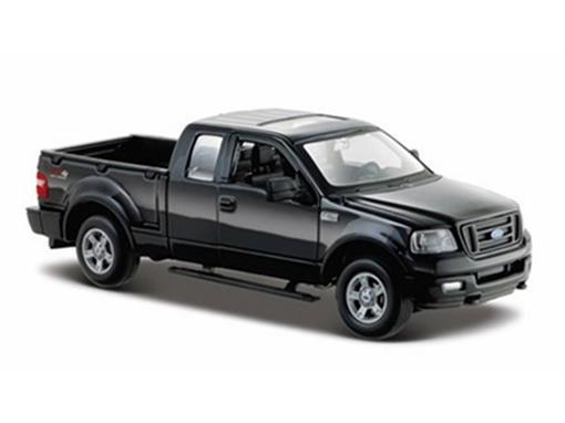 Ford: F-150 Fx4 (2004) - Preto - 1:31