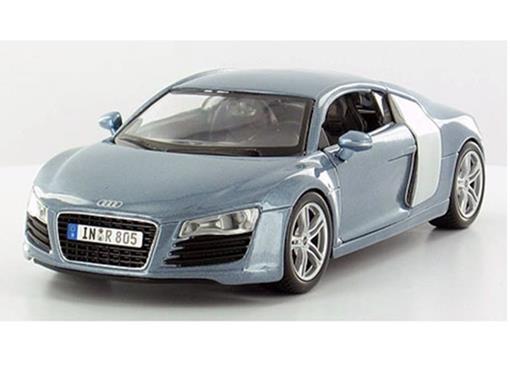 Audi: R8 - Azul - 1:24 - Maisto
