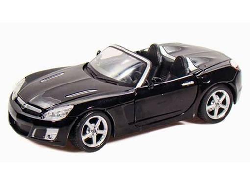 Opel: GT (2008) - Preto - 1:24