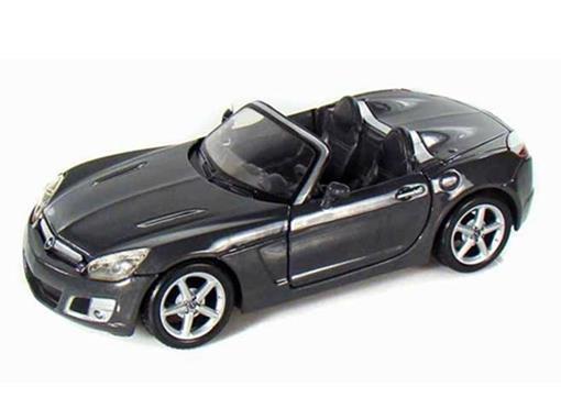 Opel: GT (2008) - Cinza Escuro - 1:24