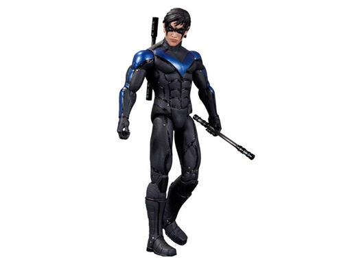 Boneco Nightwing - Batman Arkham City - Series 4