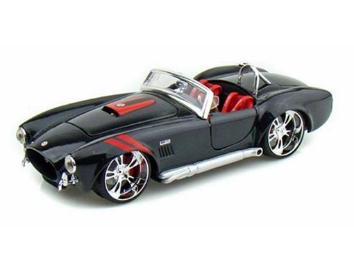 Ford: Shelby Cobra 427 (1965) - Preto - Allstars - 1:24